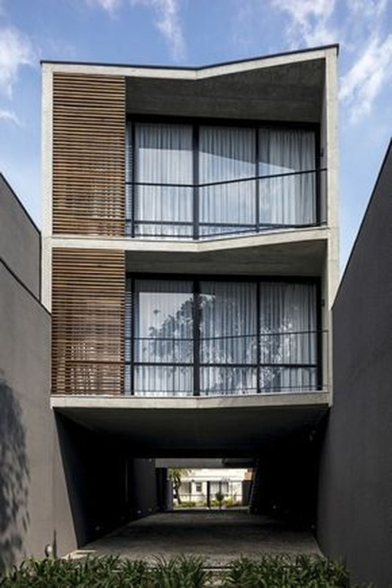 Best Minimalist Home Exterior Architecture Design Ideas To Try Today 28