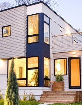 Best Minimalist Home Exterior Architecture Design Ideas To Try Today 30