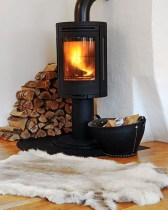 Cool Scandinavian Fireplace Design Ideas To Amaze Your Guests 01