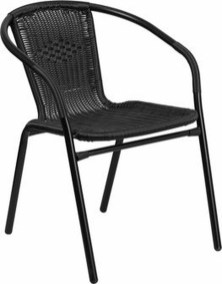 Cute Black Rattan Chairs Designs Ideas To Try This Year 07