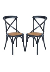 Cute Black Rattan Chairs Designs Ideas To Try This Year 11