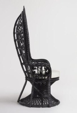 Cute Black Rattan Chairs Designs Ideas To Try This Year 16