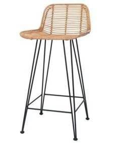 Cute Black Rattan Chairs Designs Ideas To Try This Year 18
