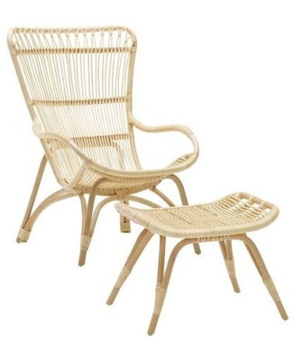 Cute Black Rattan Chairs Designs Ideas To Try This Year 27