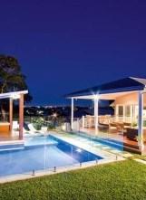 Cute Cabana Swimming Pool Design Ideas That Looks Charming 01