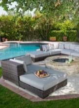Cute Cabana Swimming Pool Design Ideas That Looks Charming 02