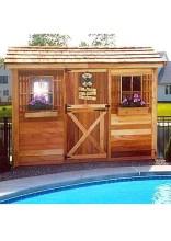 Cute Cabana Swimming Pool Design Ideas That Looks Charming 08