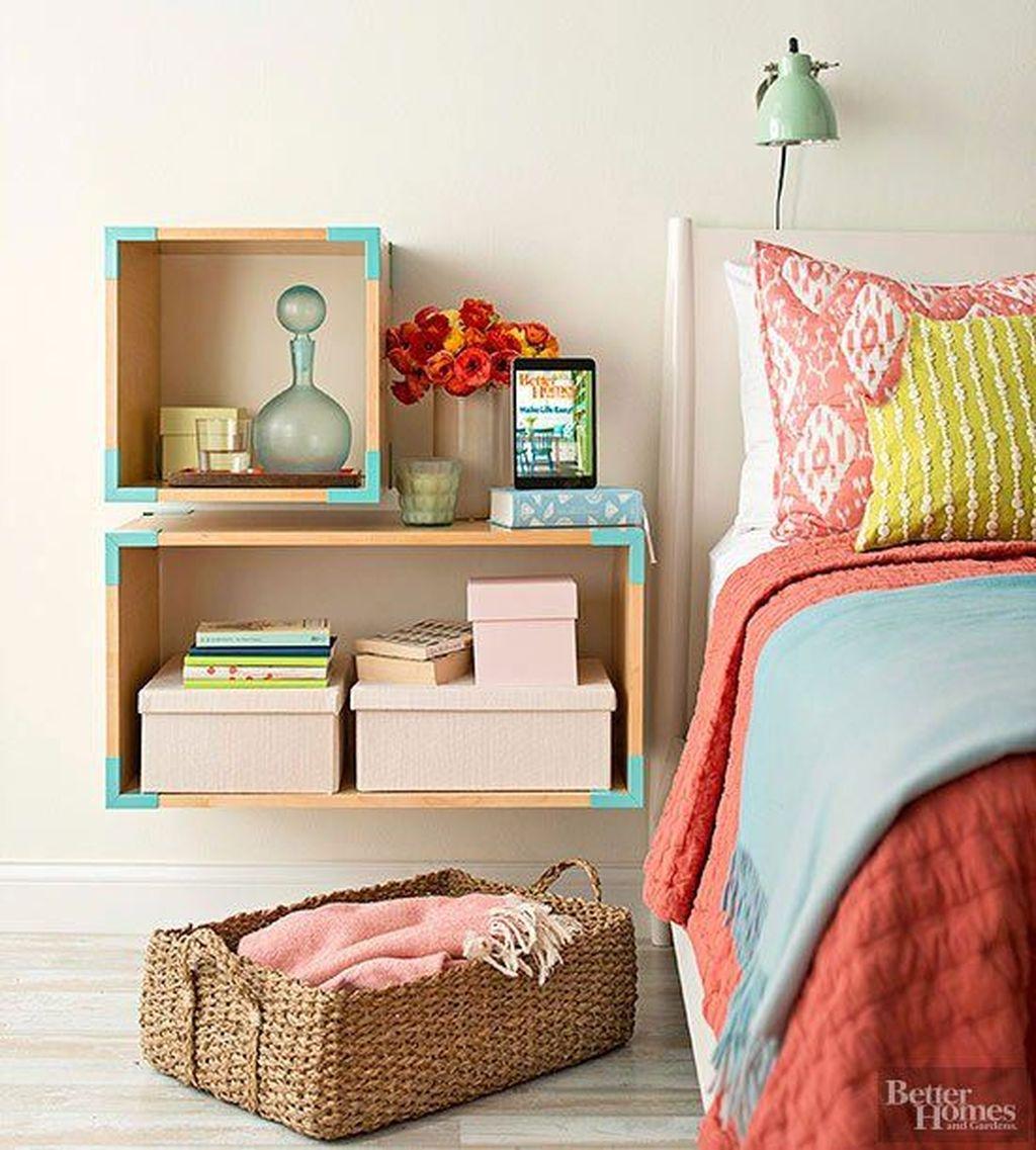 Dreamy Bedroom Organization Ideas That Will Enhance Home Storage 01