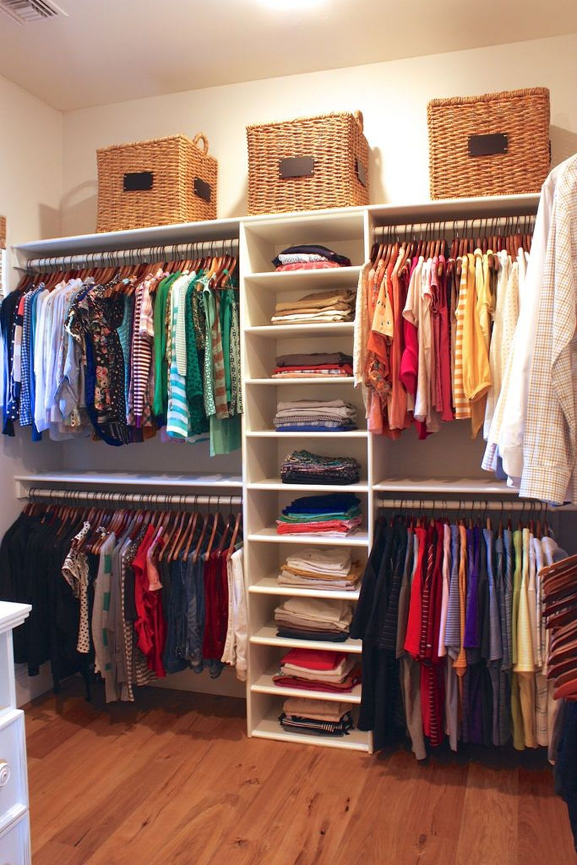 Dreamy Bedroom Organization Ideas That Will Enhance Home Storage 23