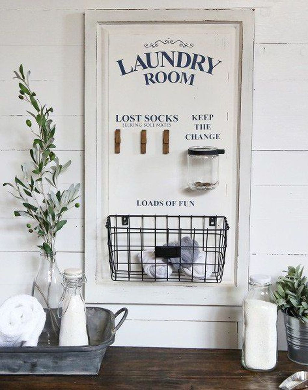 Enchanting Diy Easy Laundry Room Sign Ideas You Need To Try 01