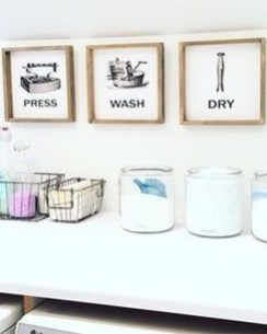 Enchanting Diy Easy Laundry Room Sign Ideas You Need To Try 19