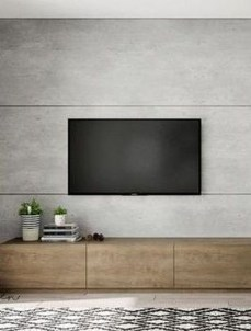 Enjoying Bedroom Design Ideas With Wall Tv To Try 20