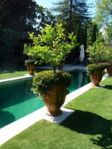 Flawless Small Pool Landscaping Design Ideas For Enchanting Home Outside 13