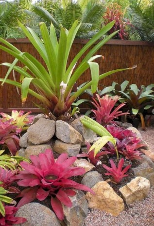 Inspiring Rock Garden Ideas To Make Your Landscaping More Awesome 25