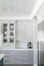 Luxury Grey Kitchen Backsplash Design Ideas For Your Inspiration 02
