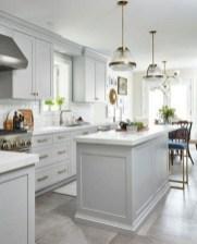 Luxury Grey Kitchen Backsplash Design Ideas For Your Inspiration 21