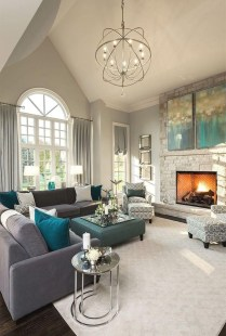 Modern Summer Living Room Color Schemes Ideas For More Comfort And Fresh 05