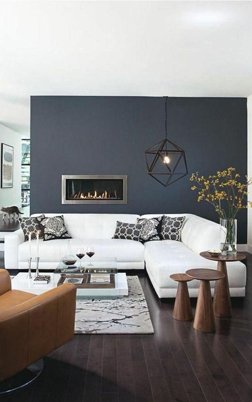 Modern Summer Living Room Color Schemes Ideas For More Comfort And Fresh 30