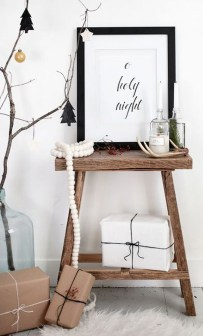Pretty Christmas Decor Ideas For Small Space To Try Asap 23