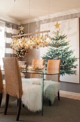 Pretty Christmas Decor Ideas For Small Space To Try Asap 25