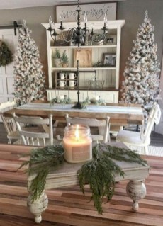 Pretty Christmas Decor Ideas For Small Space To Try Asap 28