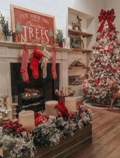 Pretty Christmas Decor Ideas For Small Space To Try Asap 32
