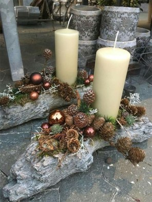 Pretty Winter Table Decoration Ideas For A Romantic Dinner 35
