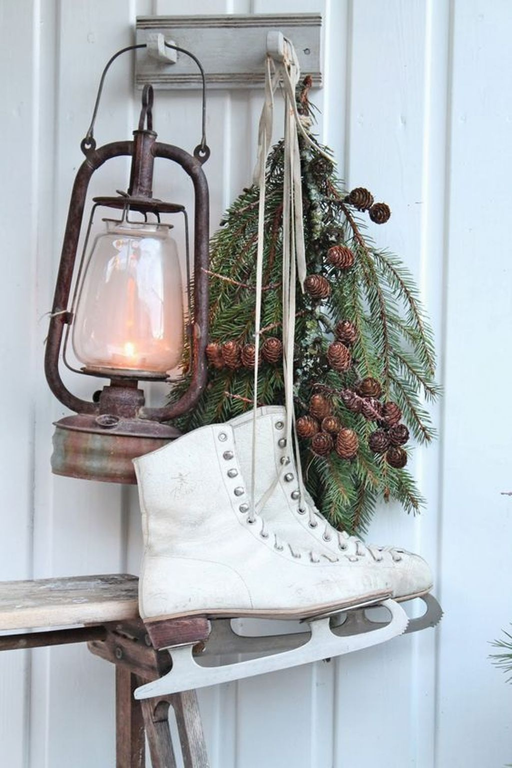 Rustic Winter Decor Ideas For Home To Try Asap 18