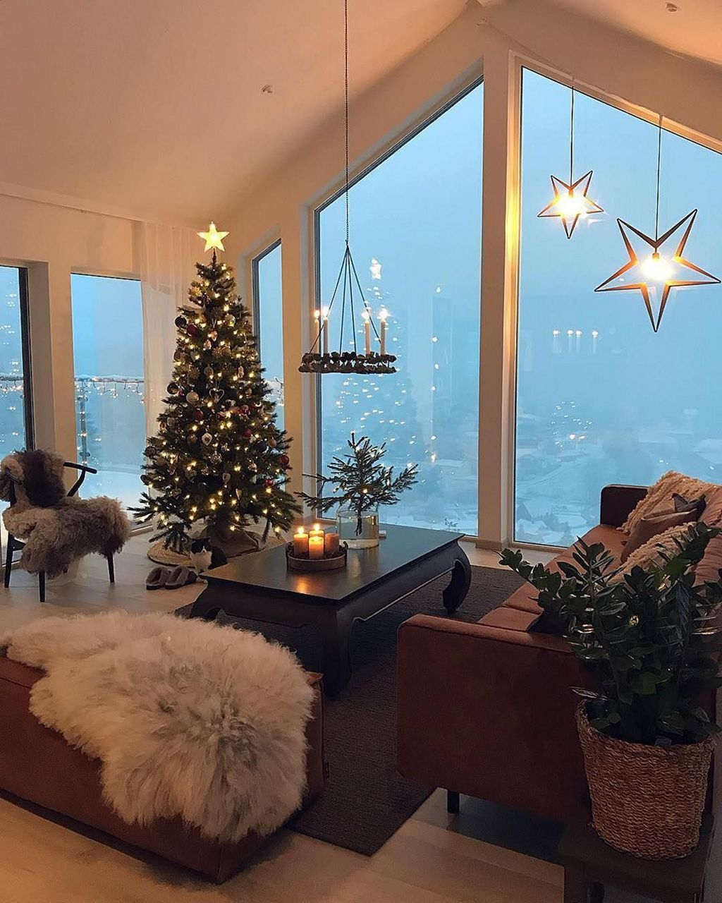 Rustic Winter Decor Ideas For Home To Try Asap 25