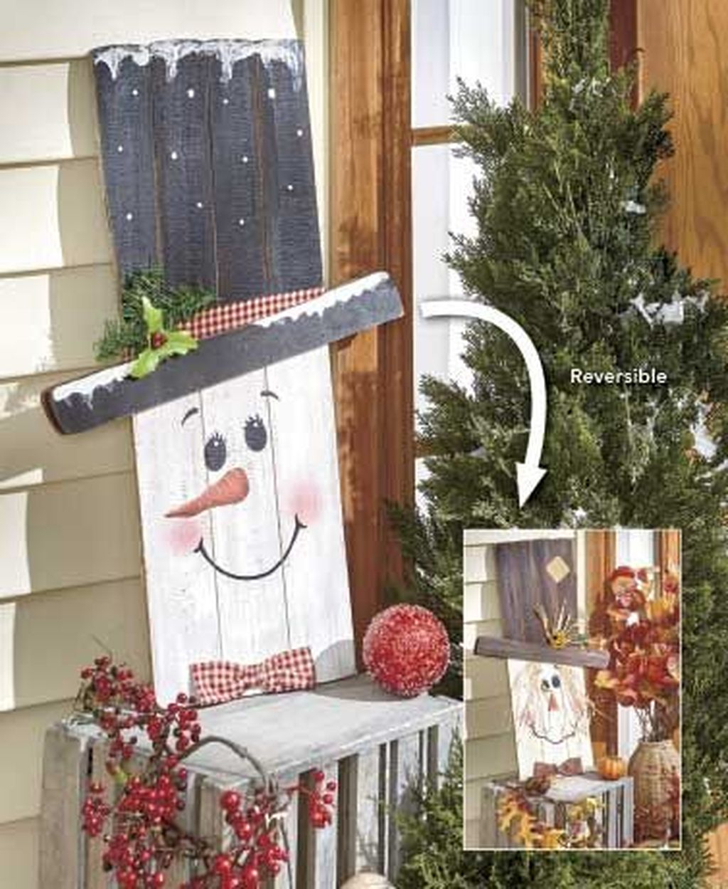Rustic Winter Decor Ideas For Home To Try Asap 28