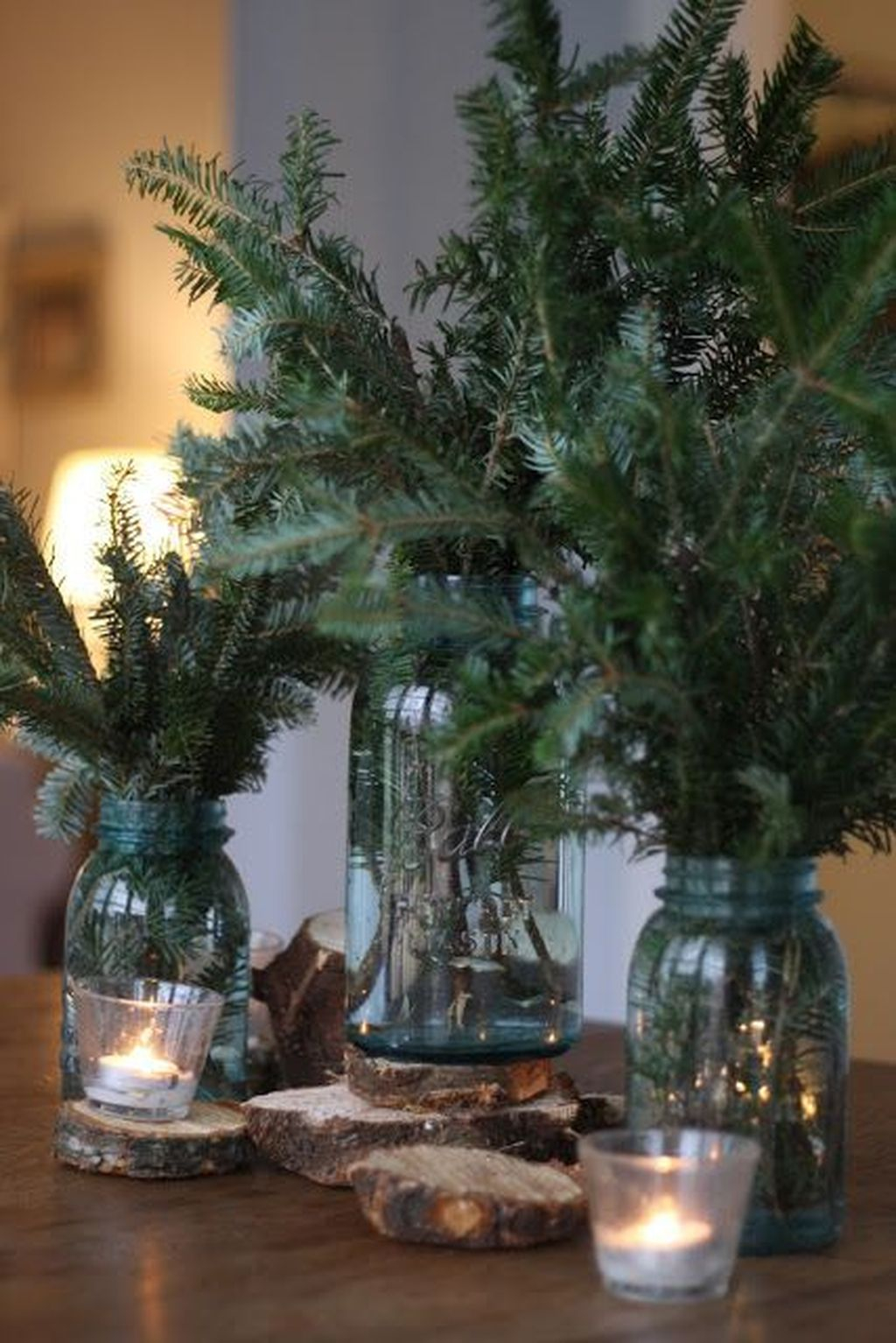 Rustic Winter Decor Ideas For Home To Try Asap 31