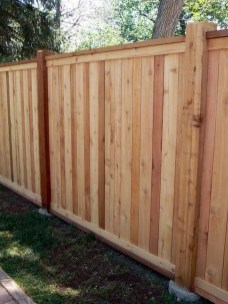 Surpising Fence Design Ideas To Enhance Your Beautiful Yard 13