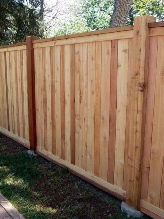 Surpising Fence Design Ideas To Enhance Your Beautiful Yard 13