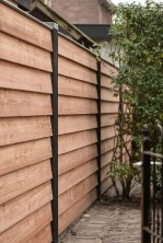 Surpising Fence Design Ideas To Enhance Your Beautiful Yard 15