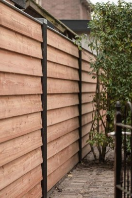 Surpising Fence Design Ideas To Enhance Your Beautiful Yard 15
