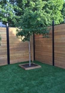 Surpising Fence Design Ideas To Enhance Your Beautiful Yard 18