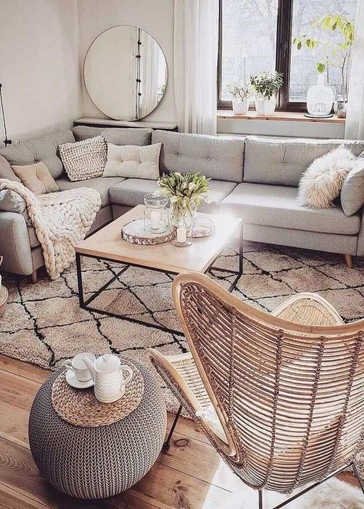 Vintage Home Interior Design Ideas For Awesome Living Room 24