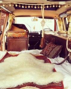 Wonderful Bohemian Rv Interior Designs Ideas For More Fun And Cheerful 04