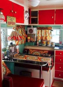 Wonderful Bohemian Rv Interior Designs Ideas For More Fun And Cheerful 05