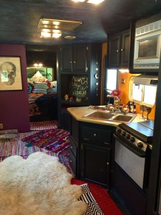 Wonderful Bohemian Rv Interior Designs Ideas For More Fun And Cheerful 10