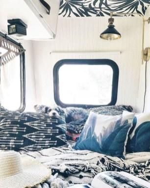 Wonderful Bohemian Rv Interior Designs Ideas For More Fun And Cheerful 17