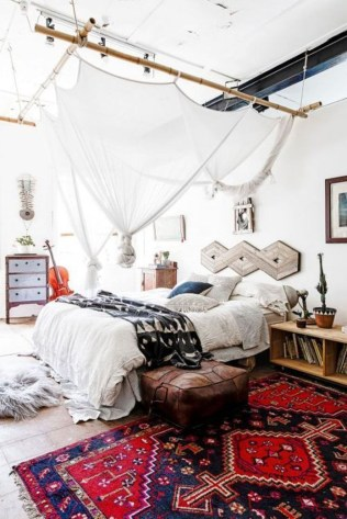 Adorable Diy Bohemian Bedroom Decor Ideas To Try Asap 31