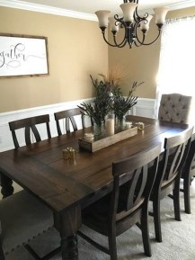 Amazing Dining Room Table Decor Ideas To Try Soon 05