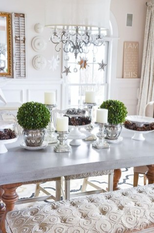 Amazing Dining Room Table Decor Ideas To Try Soon 12