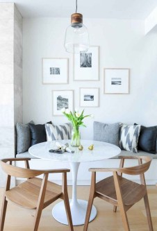 Awesome Small Dining Room Table Decor Ideas To Copy Asap 23