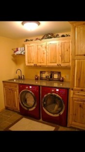 Best Small Functional Laundry Room Decoration Ideas That Looks Cool 13