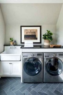 Best Small Functional Laundry Room Decoration Ideas That Looks Cool 14
