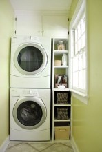 Best Small Functional Laundry Room Decoration Ideas That Looks Cool 27