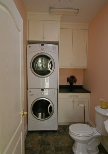 Best Small Functional Laundry Room Decoration Ideas That Looks Cool 30