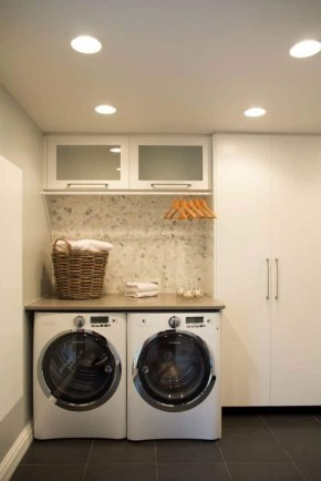 Best Small Functional Laundry Room Decoration Ideas That Looks Cool 31